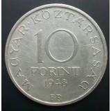 ВЕНГРИЯ 10 ФОРИНТОВ, 1948 ГОД