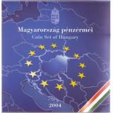 ГОДОВОЙ НАБОР МОНЕТ. ВЕНГРИЯ, 2004 ГОД