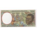 ГАБОН 1000 ФРАНКОВ, 2000 ГОД. L
