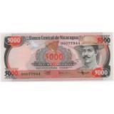 НИКАРАГУА 5000 КОРДОБА, 1985 ГОД