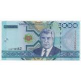 ТУРКМЕНИСТАН 5000 МАНАТ, 2006 ГОД