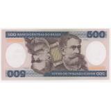 БРАЗИЛИЯ 500 КРУЗЕЙРО, 1981 ГОД
