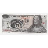 МЕКСИКА 5 ПЕСО, 1972 ГОД