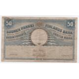 50 МАРОК ЗОЛОТОМ, 1909 ГОД. ВЕЛИКОЕ КНЯЖЕСТВО ФИНЛЯНДСКОЕ