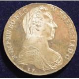 АВСТРИЯ 1 ТАЛЛЕР (РЕСТРАЙК), 1780 ГОД