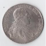 ГЕРМАНИЯ. САКСОНИЯ. ТАЛЕР 1803 ГОД