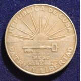 КУБА 1 ПЕСО, 1953 ГОД