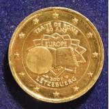ЛЮКСЕМБУРГ 2 ЕВРО, 2007 ГОД