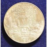 ФИНЛЯНДИЯ 10 МАРОК, 1971 ГОД