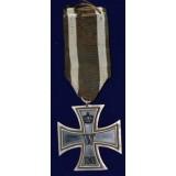ГЕРМАНИЯ. ЖЕЛЕЗНЫЙ КРЕСТ 2-ГО КЛАССА, 1914 ГОД